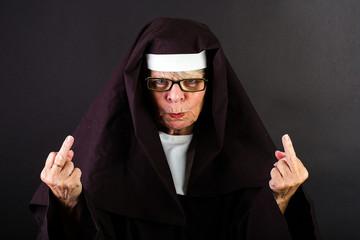 raunchy nun