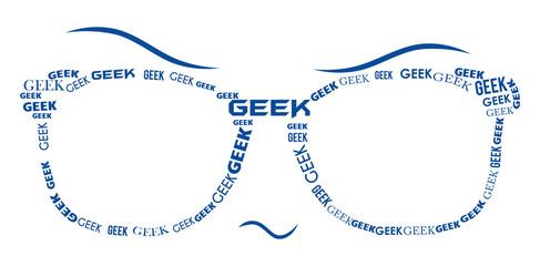 Geek Specs - Blue