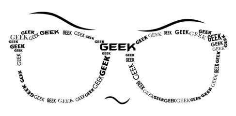 Geek Specs - Black