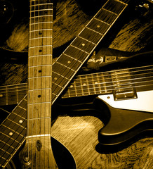 Guitar lines