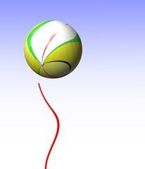 palloncino in fuga