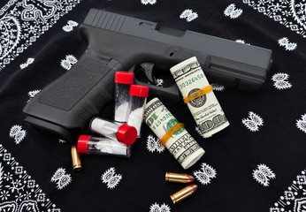 Drug Trafficking and Gangs