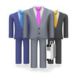 ThreeStandingBusinessSuits