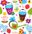 Summer colorful background. Holiday creative backdrop