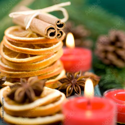 Weihnachtsgewürze