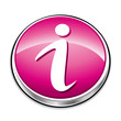 Pink information icon button.