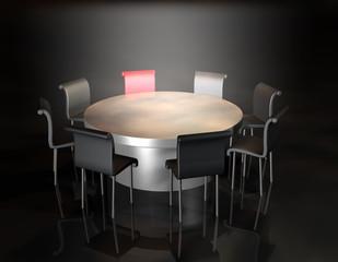 Runder Tisch SR H