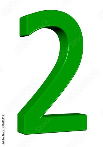 Yeşil renkli 2 tasarımı