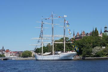 stockholm dreimaster