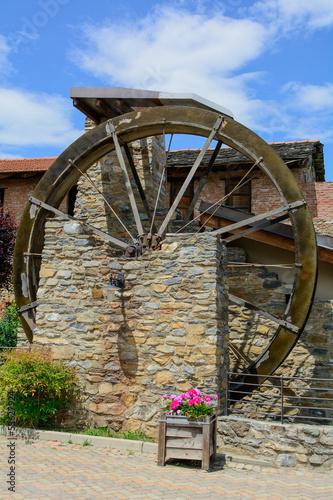 Mulino monumento alla resistenza - Valgrana (Cn)