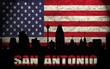 View of San Antonio City