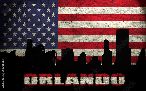 View of Orlando