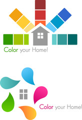 Color your home!