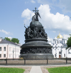 Monument of Millennium