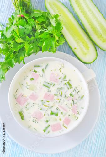 cold soup