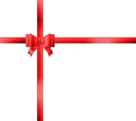 Nastro regalo con fiocco
