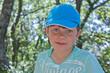 Eté - Enfant avec une casquette