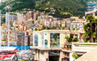 Luxurious residential houses in Monaco