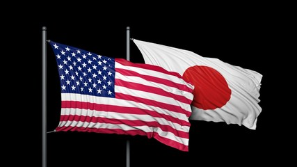 Relationship between USA and Japan