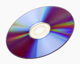Isolated Compact Disc CD
