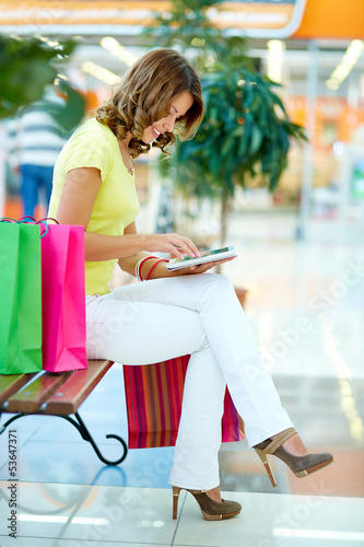 Shopping communication