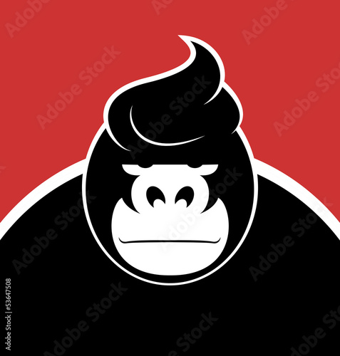 Obraz Gorilla