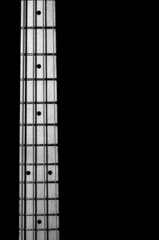 bass guitar neck