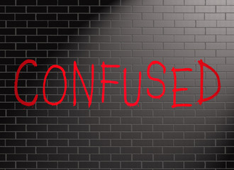 Confused concept.