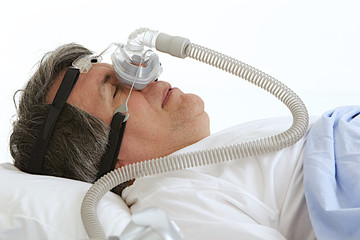 Appareil respiratoire - Apnées du sommeil