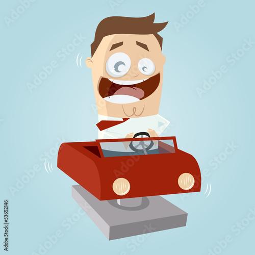 auto spielzeug fahren
