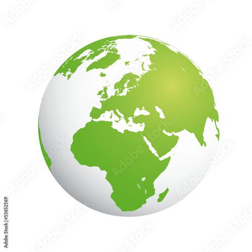 Green Planet - 53652569