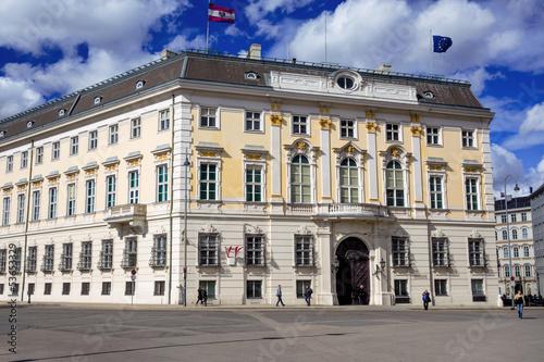 Österreich. Wien. Bundeskanzleramt