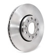 Brake disc on white background - 53654378