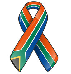 south africa ribbon