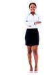 Black business woman