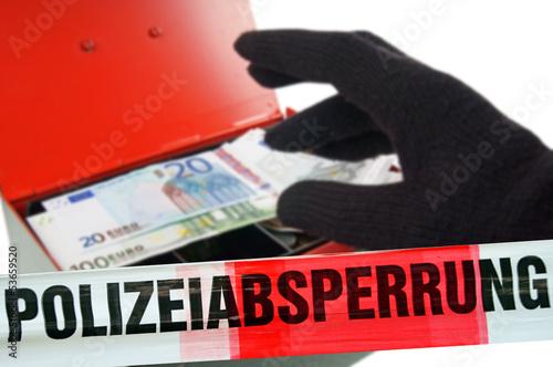 Einbruch und Diebstahl