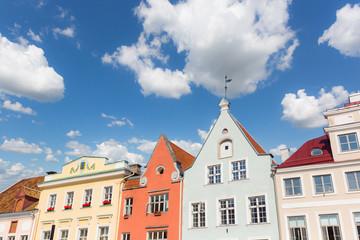 Typical Houses in Tallinn