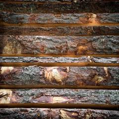 fondo di legno grezzo