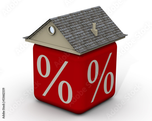 Проценты по ипотеке. Концепция