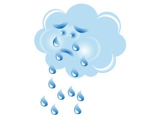 Weeping cloud