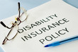 disability insurance policy