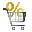 Einkaufen und sparen