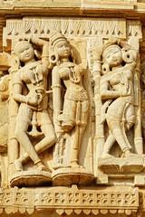 Apsara in Cittorgarh Fort, India
