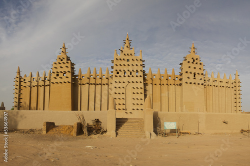 Djenné, African City of Mud
