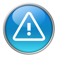 Bottone vetro pericolo