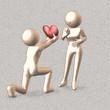 confession of love.