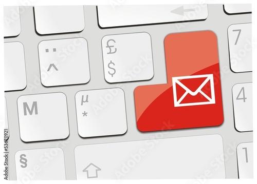 clavier lettre