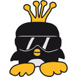 Cool Penguin King