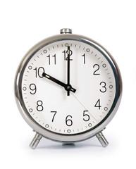 Alarm Clock, showing ten o'clock