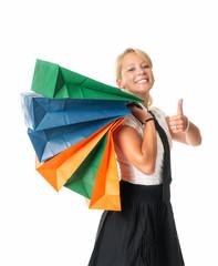 Erfolg beim Shopping